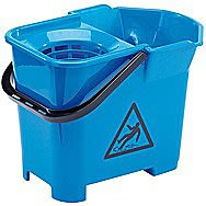 Draper 24836 15 litre Professional Mop Bucket With Raised Wringer