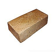 Fireclay Fire Pup Brick With a Bevelled Edge