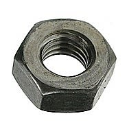 Imperial Hexagon Nut For 3 16 inch Thread 3/16""