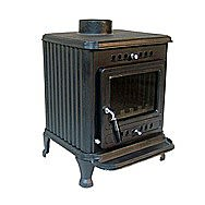 Evergreen Poplar Multi Fuel 6-8Kw Multi Fuel Stove