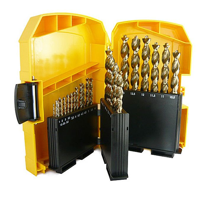 Dewalt Extreme 5.5mm Gold HSS Steel Drill Bit For Metal