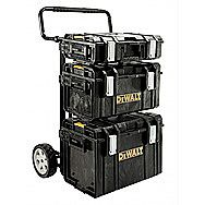 Dewalt Tough System 4 in 1 Toolbox System 1-70-349 Trolley & Toolboxes