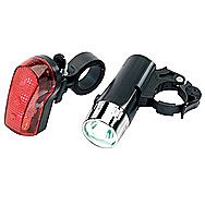 Draper 24815 Super Bright Front and Rear Bicycle Lights