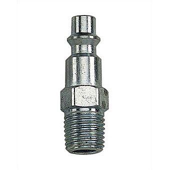 Draper 54415 1/4 Inch Bsp Male Nut Euro Coupling Adaptor