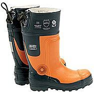 Draper Expert Chainsaw Boots Sizes