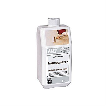 HG Marble And Natural Stone Impregnator 1 Litre