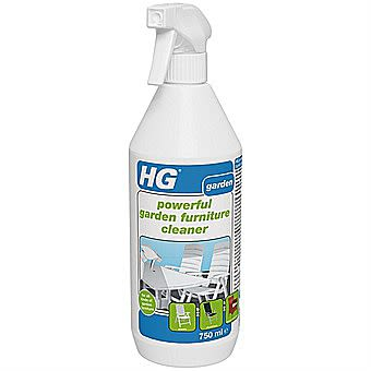 HG Powerful Garden Furniture Cleaner 750ml