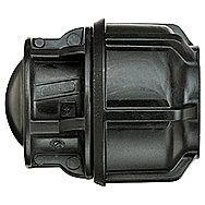 Philmac Alkathene Stop End Cap 25mm or 3/4 Inch - 9039