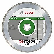 Bosch 2 608 602 201 115 mm Diamond Disc For Ceramic Tiles
