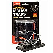 Rentokil Advanced Mouse Traps Pack of 2