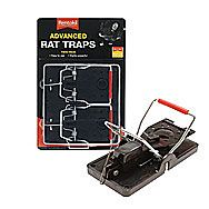 Rentokil Advanced Rat Trap Pack of 2