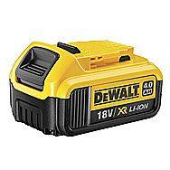 Dewalt DCB182 4.0Ah Replacement 18 Volt Lithium Ion Battery Pack