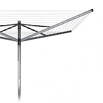 Brabantia 60 Metre Rotary Clothes Line Lift-o-Matic 4 Arm Whirly Line