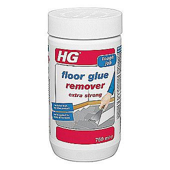 HG Extra Strong Floor Glue Remover 750ml