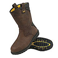 DeWalt Rigger Safety Boots Steel Sole & Toe Caps