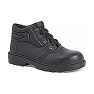 Sterling SS400SM Chukka Safety Boots - Black