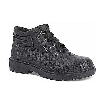 Picture of Sterling SS400SM Chukka Safety Boots - Black