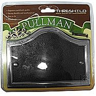 Centurion Pullman Black And Silver Number Plaque