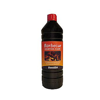 Barretine Barbaque Lighting Fluid For Bbq's 1000ml