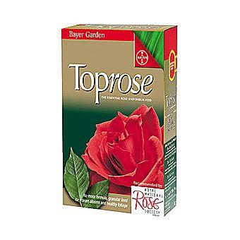 Bayer Garden Toprose Fertilizer Plant Food 1Kg