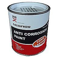 Fosroc Galvafroid 0.8 Litre Cold Galvanising Paint