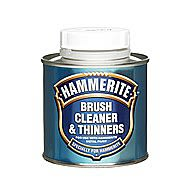 Hammerite Brush Thinners And Cleaners 0.25 Litre
