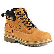 Sterling SS802SM Beige Safety Boots With Steel Midsole