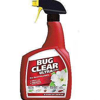 Scotts Bug Clear Spray Ultra Gun 1 Litre