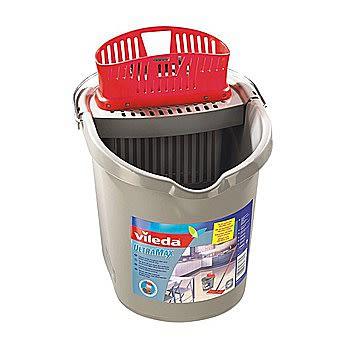 Vileda Ultra Max Power Press Bucket For UltraMax Flat Mops