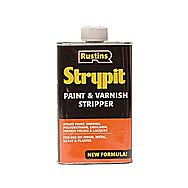 Rustins Strypit Non Caustic Paint And Varnish Remover