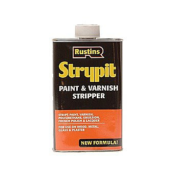 Picture of Rustins Strypit Non Caustic Paint And Varnish Remover