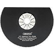 Draper 26072 Segment Multi Cutter Saw Blade 88mm x 18tpi