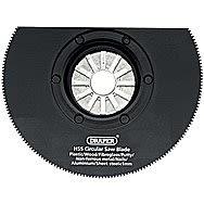 Draper 26075 HSS Circular Saw Blade 85mm x 18tpi