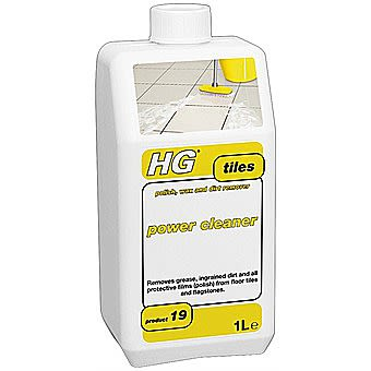 HG Power Cleaner Polish, Wax and Dirt Remover 1L