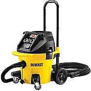 DeWalt DWV902M Dust Extractor 38 Litre Wet & Dry Vacuum