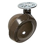 Centurion FC11P Fixed Plate Castors Pack of 2