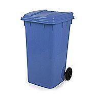 Blue Wheelie Bin 240 Litre