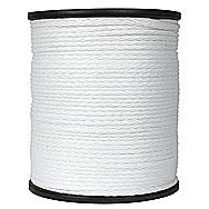 White Polypropylene Rope 6mm