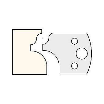 Trend 011 40mm Multi Profile Cutter IT/3301140 Pair
