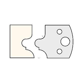Trend 012 40mm Multi Profile Cutter IT/3301240 Pair