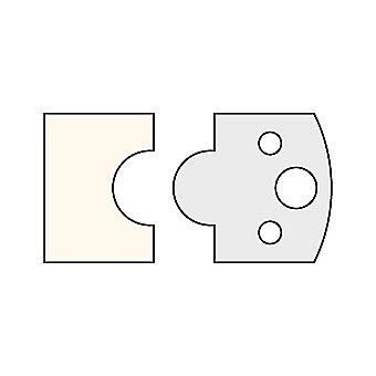 Trend 014 40mm Multi Profile Cutter IT/3301440 Pair