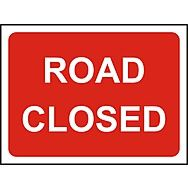 Centurion 13148 Road Closed Sign & Frame 1050x750mm
