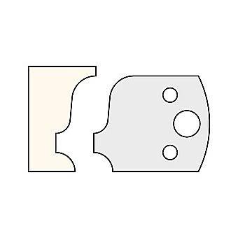 Trend 064 40mm Multi Profile Cutter IT/3306440 Pair