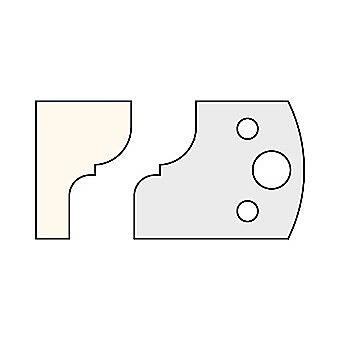 Trend 112 40mm Multi Profile Cutter IT/3311240 Pair