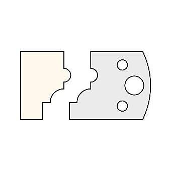 Trend 024 40mm Multi Profile Cutter IT/3302440 Pair