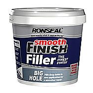 Ronseal Smooth Finish Big Hole Filler 1.2 Litres