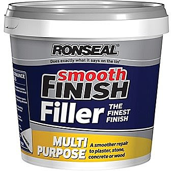 Ronseal Smooth Finish Multi Purpose Exterior Filler 1.2 Litres