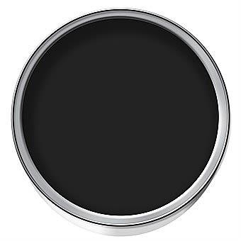 Crown Matt Vinyl Black Emulsion 2.5 Litres