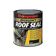 Thompsons Emergency Roof Seal 1 Litre Black