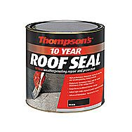 Thompsons 10 Year Roof Sealer And Protector - Black 2.5 Litres